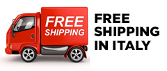Free Shipping in Italy