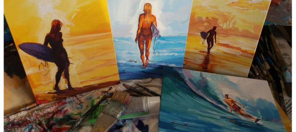 small-paintings-composition