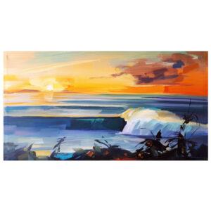 Sunset-cm100x70