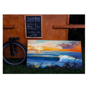 SURF PAINTINGS
